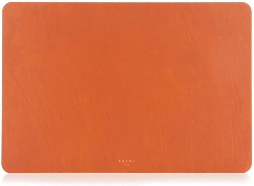 Arancione Sottomano per scrivania Classica UO1930020//N Fedon 1919 Nero