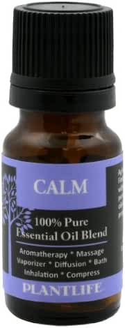 Calm Essential Oil Blend (100% Pure and Natural, Therapeutic Grade) from Plantlife
