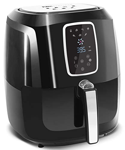 Elite Platinum EAF-1616 Electric Digital Hot Air Fryer Oil-Less Healthy
