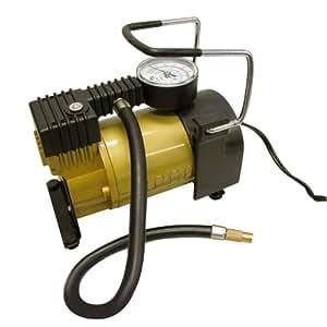 Carpoint 0623217 - Compresor de aire pequeño (12 V, conexión a mechero de coche)