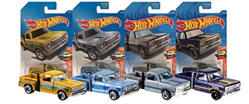 Hot Wheels '78 Dodge Li'l Red Express Pickup