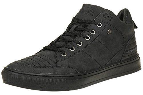 British Knights Tudor Mid High Sneaker black B40-3675-01, shoe size:EUR 43