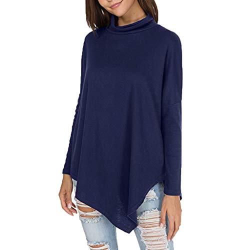 Sunhusing Fashion Womens Long Sleeve Sweatshirt Jumper Pullover