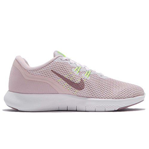 Trainer Femme Nike 7 Damen Multicolore Rose Flex de Fitness White Chaussures Trainingsschuh 104 Elemental qA8At