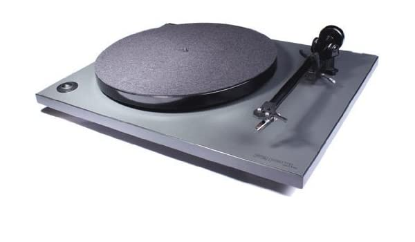 Rega RP1 Turntable Cool Grey With Performance Pack by Rega: Amazon.es: Electrónica