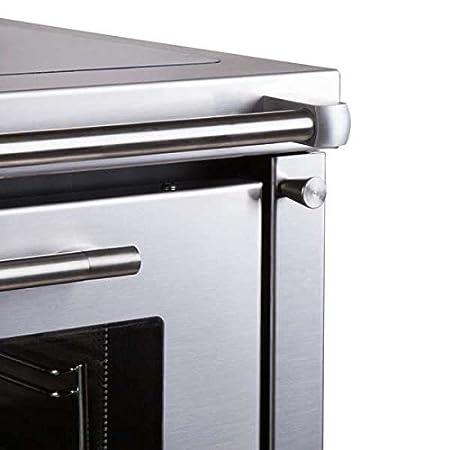 Tyrola TR_B 75 - Horno de cocina (acero inoxidable ...