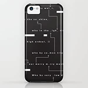 Society6 - Who By Fire iPhone & iPod Case by Cmyka