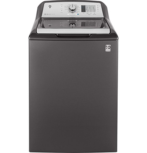 """GE GTW685BPLDG 27"""" Inch Top Load Washer with 4.5 cu. ft. Cap"""