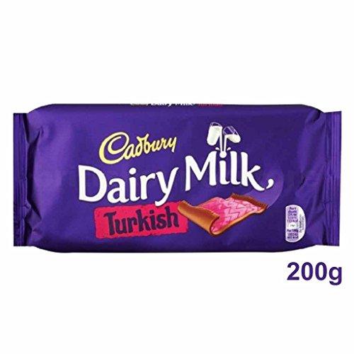 Cadbury Dairy Milk Turkish Delight