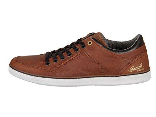 BULLBOXER - Zapatos de cordones de Piel para hombre