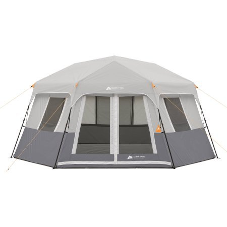 8-Person Instant Hexagon Cabin Tent