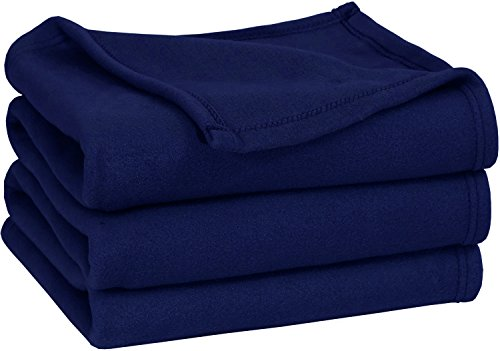 Polar Fleece Thermal Blanket Fabric Lightweight