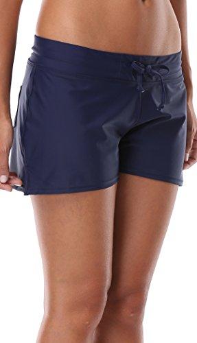 Charmleaks Swim Shorts Girls Boardshorts Swimwear Size 6-14 Board Shorts Women's Swimwear Medium