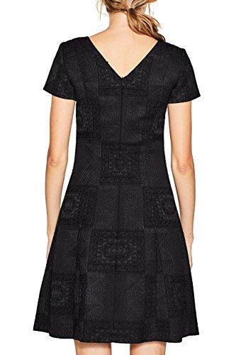 Donna 001 Black Nero Vestito ESPRIT Collection EzWqFzp