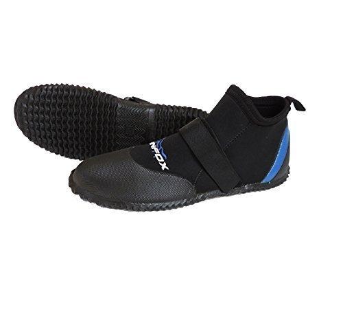 Neopren Beachrunner 51 3 blau sicher Wassersportschuhe SKINFOX 0 See Badeschuhe mm Igel 34 Gr 6SX4wCwq