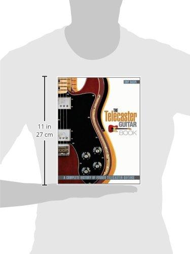 Amazon.fr - The Telecaster Guitar. - Tony Bacon - Livres 64338cc62fda