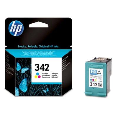 Original Tricolor cartucho de tinta de impresora para HP ...