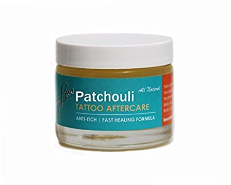 Amazoncom Beauty Brew Patchouli Tattoo Aftercare Ointment Salve