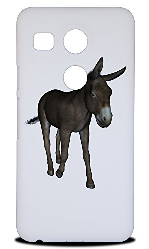 Foxercases Design Donkey Mule 8 Hard Back Case Cover For LG Nexus 5X