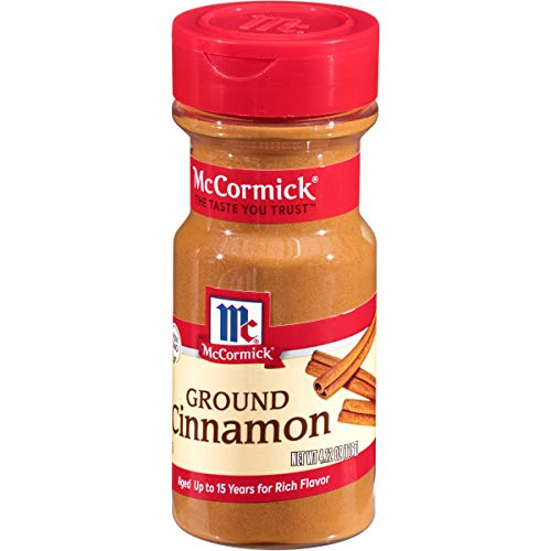 McCormick Ground Cinnamon 412 oz
