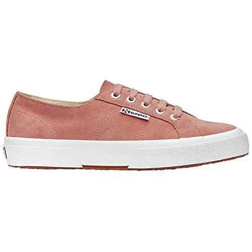Pink Da Donna Ginnastica Scarpe Peach Superga2750 Basse Sueu Superga BwgZUq7U