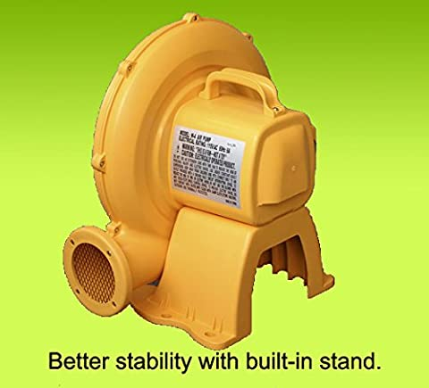 UL Certified Blower for Inflatable Bounce Houses and water slides - Bounce Houses Water Slides
