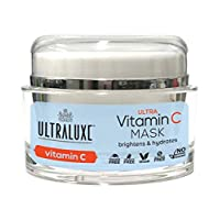 ULTRALUXE SKIN CARE Vitamin C Mask