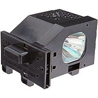 Comoze Lamps Compatible Panasonic TY-LA1000 Replacement Lamp w/Housing