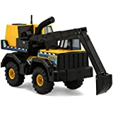 Tonka 93931 Classic Steel Backhoe Vehicle