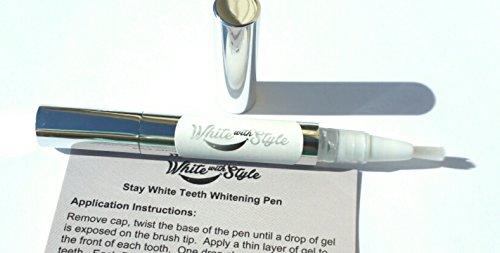Teeth Whitening Pen Tooth Brightening Pen Cleaner Brush Beauty Blanqueador Dental by Teeth Whitening (Image #3)