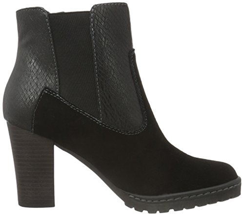 s.Oliver Women's 25431 Ankle Boots Black (Black 1) GzrmpO1