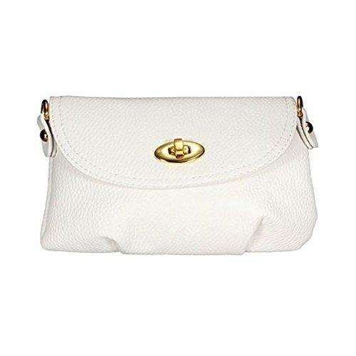 Satchel Purse Women Shoulder Handbag Totes Body Gleader Messenger Lady Cross White Bags ntxwS