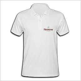 47c6769310c77 Amazon.com: Hennessy Short Sleeve Polo Shirts For Men XXL White  (6295347289568): Books