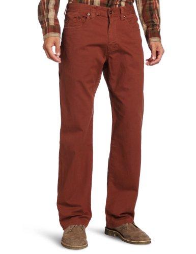 Prana Men's Bronson 32-Inch Inseam Pant, Auburn, 38
