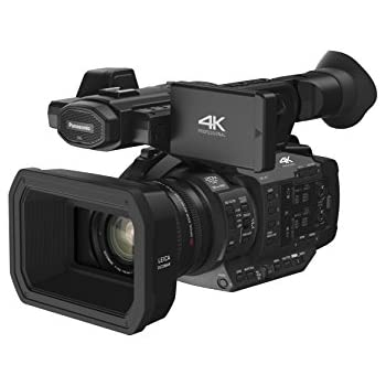 Panasonic HC-X1 4K Ultra HD Professional Camcorder (Black)