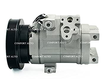 2004 2003 2002 2001 2000 1999 HONDA ODYSSEY 3.5L V6 New AC Compressor with Clutch