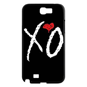 DDOUGS The Weeknd XO Brand New Cell Phone Case for Samsung Galaxy Note 2 N7100, DIY The Weeknd XO Case