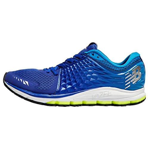 Zapatilla de running New Balance M2090 Vazee NBX Neutral Cushioning Yellow-Black Azul