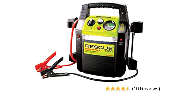 Amazon.com: Quick Cable 604053 WSL Rescue Jump Pack 1800 Model