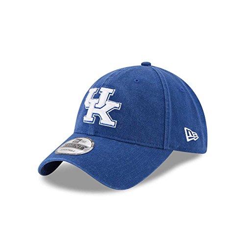 Kentucky Blue Wildcats New (New Era Men's Kentucky Wildcats Core Classic Blue One Size Fits All)