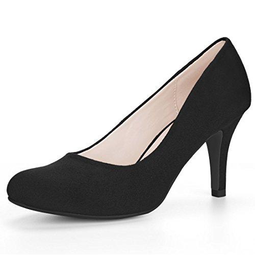 Femme Allegra Black K Pour Escarpins xTqtrwT