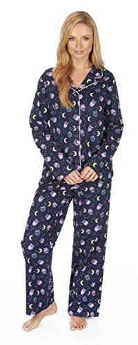 Forever Dreaming - Pijama - para mujer Navy Owl