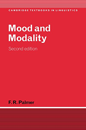 Mood and Modality (Cambridge Textbooks in Linguistics)