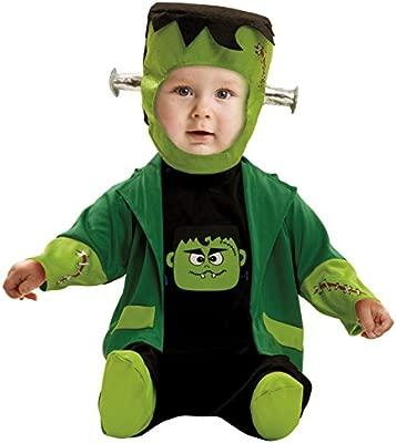 My Other Me Me-203268 Disfraz de bebé Franky para niño, 1-2 años (Viving Costumes 203268