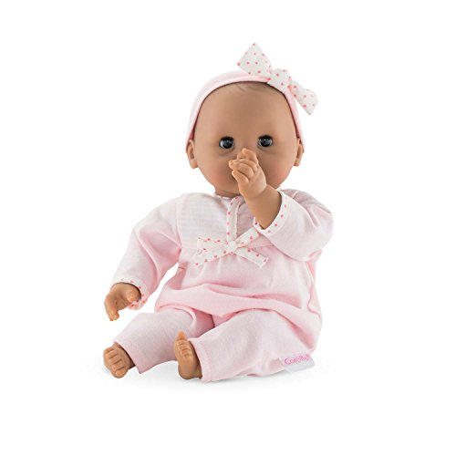 Corolle Mon Premier Poupon Bebe Calin Maria Toy Baby Doll Toy, Pink