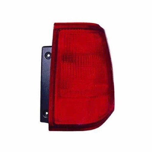 Go-Parts ª OE Replacement for 2003-2006 Lincoln Navigator Rear Tail Light Lamp Assembly/Lens/Cover - Right (Passenger) Side Outer 3L7Z 13404 AA FO2805102 for Lincoln