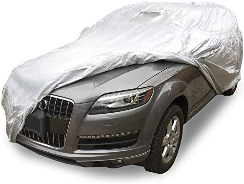Select-Fit Waterproof All Weather Car Cover | Anti-Theft | Windproof | Compatible with 1989-1993 BMW 535 (E34)