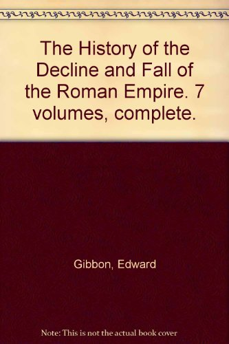 The Decline And Fall Of The Roman Empire Pdf