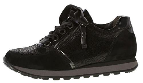Gabor Comfort Ladies Sneaker Nero