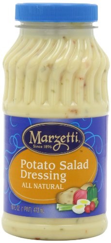 Marzetti Potato Salad Dressing, 16-Ounce Jars (Pack of 6)